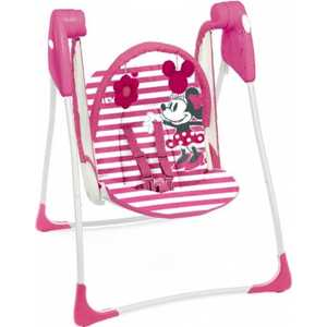 Электрокачели Graco Baby Delight Disney (Simply Minnie) 1H98 Disney graco электрокачели sweet snuggle с адаптером graco