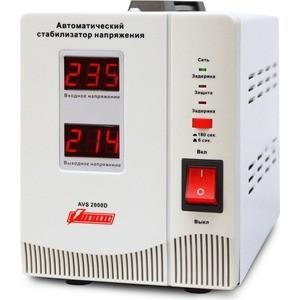 Стабилизатор напряжения PowerMan AVS 2000D