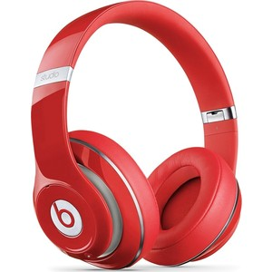Наушники Beats Studio Over-Ear Headphones red (MH7V2ZM/A)