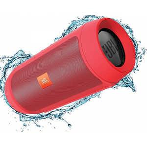 Портативная колонка JBL Charge 2 Plus red