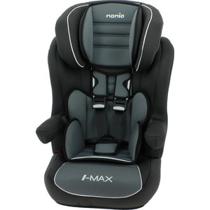 Автокресло Nania 9-36кг I-Max SP LX Agora storm 922906 автокресло peg perego viaggio duo fix к sand бежевый