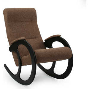Кресло-качалка Мебель Импэкс Модель 3 Венге Malta 17 тумбочка мебель трия прикроватная токио пм 131 03 см дуб белфорт венге цаво