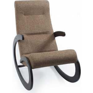Кресло-качалка Мебель Импэкс Модель 1 Венге Malta 15А тумбочка мебель трия прикроватная токио пм 131 03 см дуб белфорт венге цаво