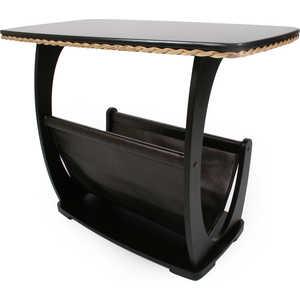 Стол журнальный Мебель Импэкс МИ Модель 21 Орегон перламутр 120 кофейный стол круглый мебель импэкс стол журнальный глория м