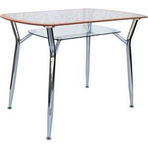Стол МС мебель GT-299C оранжевый