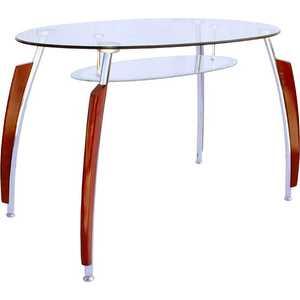 Стол МС мебель GM-156 мс мебель обеденный стол трансформер мс мебель мини оранжевый