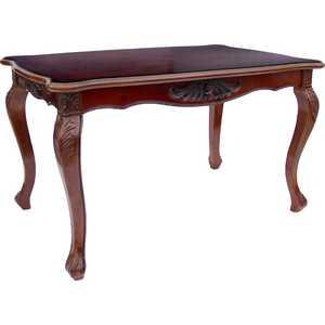 Стол МС мебель DC-814 вишня мс мебель обеденный стол трансформер мс мебель стандарт серебро 3z yqhia