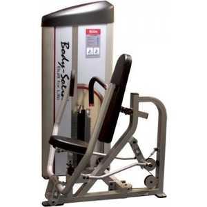 Жим Body Solid Горизонтальный ногами с весовым стеком 95 кг (S2LPC-2)