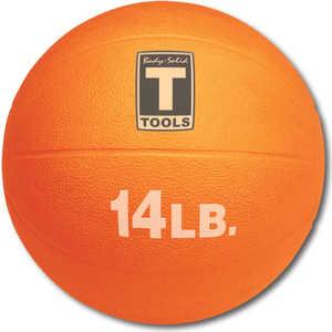 Медицинский мяч Body Solid 14LB/6.4 кг (BSTMB14)