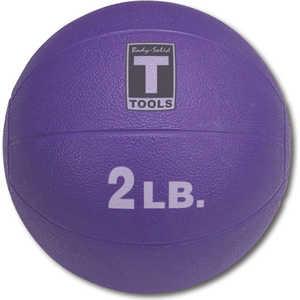 Медицинский мяч Body Solid 2LB/0.9 кг (BSTMB2)