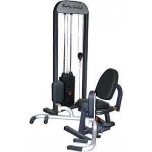 Body Solid Приведение/отведение ног сидя с весовым стеком 95 кг (GIOT-STK)