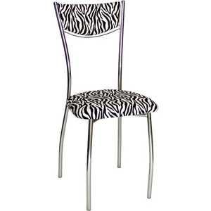 Стул МС мебель GY-1308 зебра садовая мебель стул 50 43 89см