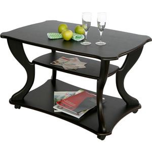 Стол журнальный Калифорния мебель Маэстро СЖ-02 венге стол журнальный калифорния мебель бруклин венге