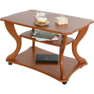 Стол журнальный Калифорния мебель Маэстро СЖ-02 вишня стол журнальный калифорния мебель бруклин венге