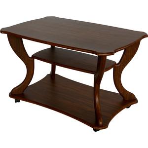 Стол журнальный Калифорния мебель Маэстро СЖ-02 орех стол журнальный калифорния мебель бруклин венге