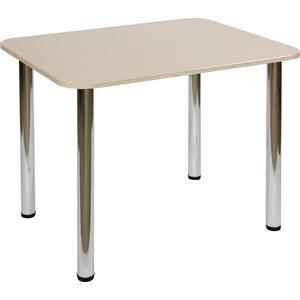 Стол обеденный Калифорния мебель Первый дуб беленый