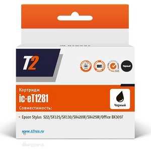 Картридж T2 C13T12814010 (IC-ET1281)