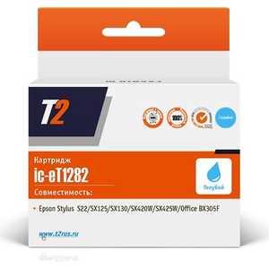 Картридж T2 C13T12824010 (IC-ET1282) картридж t2 t12824010 голубой [ic et1282]