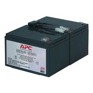 все цены на ИБП APC Батарея Battery replacement kit (RBC6) онлайн