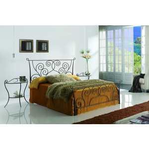 Кровать Dupen 531 (180х200) кремовый