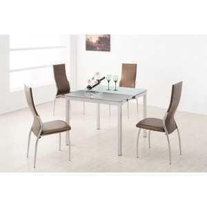 Обеденный стол ESF 4002 белый