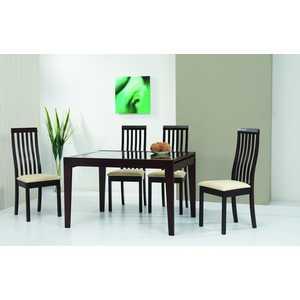 Обеденный стол ESF Benson 120 капучино стол esf ft151