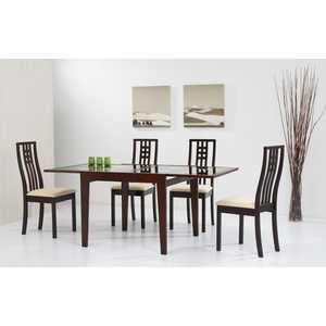 Обеденный стол ESF Benson 90 капучино стол esf ft151
