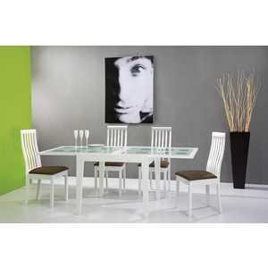 Обеденный стол ESF Benson 90 белый стол esf ft151