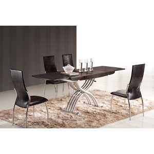 Обеденный стол ESF В2110 AG новый венге обеденный стол дик стол 41 венге стекло черное