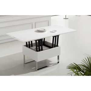 Обеденный стол ESF В2218 AG белый electrolux esf 6200 low
