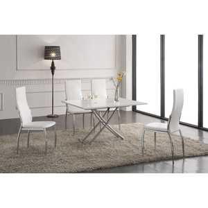 Обеденный стол ESF В2219 AG белый стол обеденный esf t 095