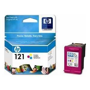 Картридж HP CC643HE картридж hp 121 многоцветный [cc643he]