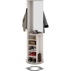 Мебель для прихожей ТриЯ Оригами дуб белфорт спальный гарнитур трия саванна к1