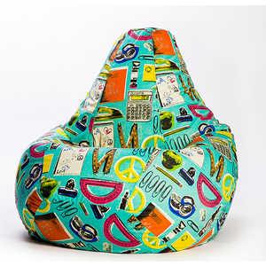 Кресло-мешок Пуфофф Old School XL кресло мешок пуфофф factory xl