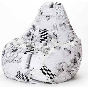Кресло-мешок Пуфофф Lovely XL
