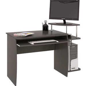 Стол компьютерный ТриЯ Школьник-Мини венге цаво стол компьютерный трия школьник стиль м с рисунком венге цаво дуб молочный
