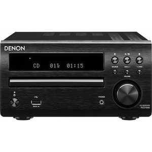 Уселитель Denon RCD-M40 black