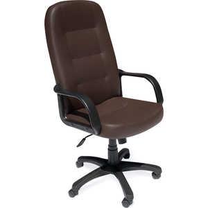 Кресло офисное TetChair DEVON 36-36 коричневый