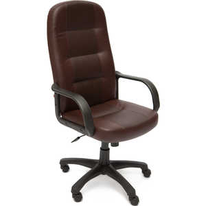 Кресло офисное TetChair DEVON 36-36/06 коричневый