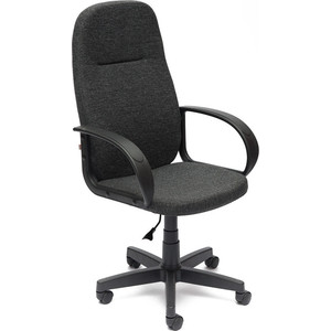 Кресло офисное TetChair LEADER 207 серый офисное кресло tetchair besto