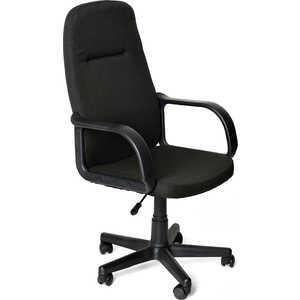 Кресло офисное TetChair LEADER 2603 черный офисное кресло tetchair step