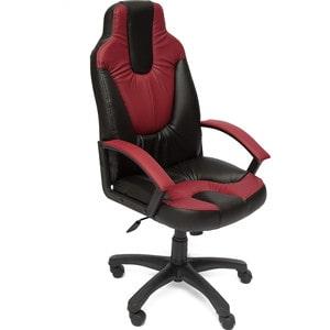 Кресло офисное TetChair NEO (2) 36-6/36-7 черный/бордо
