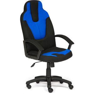 Кресло офисное TetChair NEO (3) 2603/2601 черный/синий