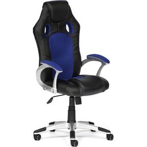 Кресло офисное TetChair RACER, 36-6/10 черный/синий