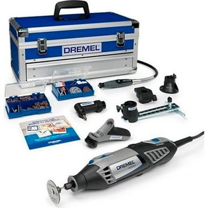 Гравер электрический Dremel 4000 (6/128) (F.013.400.0LR) гравер dremel 4000 4 65 ez f0134000jt