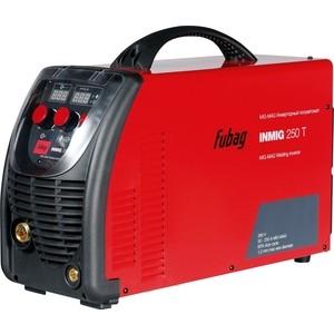 цены Инверторный сварочный полуавтомат Fubag INMIG 250 T с горелкой FB 250 3м
