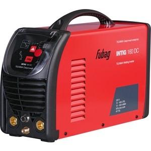 Сварочный инвертор Fubag INTIG 160 DC+ FB TIG 17 5P 4m. сопло керамическое для газовой линзы 8 ф12 5 fb tig 17 18 26 10 шт