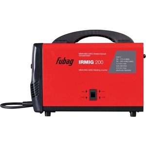 Фотография товара инверторный сварочный полуавтомат Fubag IRMIG 200 (456632)