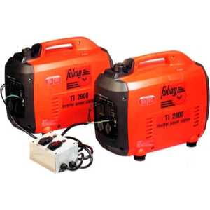 Набор для параллельного подключения генераторов Fubag TI 1000 и TI 2000 (IG2000P-13400) бензиновый генератор fubag ti 1000