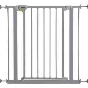 Детские ворота безопасности Hauck Trigger Lock safely gate silver (597101)